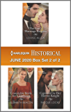 Harlequin Historical June 2020 - Box Set 2 of 2