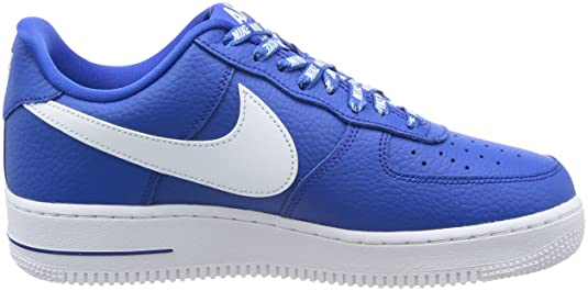 the best attitude 4ebd0 ddca9 Nike Air Force 1 Low 07 LV8 Statement Game 823511 405-823511405 - Color  White-Blue - Size 10.0 Amazon.ca Shoes  Handbags