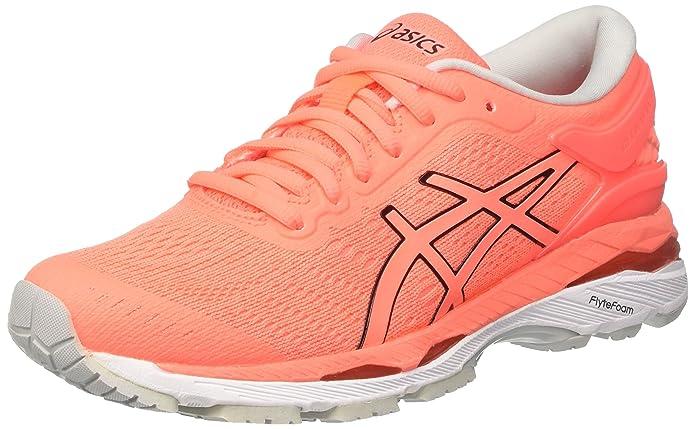 Asics Gel-Kayano 24, Zapatillas de Entrenamiento para Mujer: Amazon.es: Zapatos y complementos