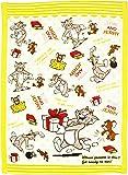 大判 バスタオル トム&ジェリー マルチタオル チーズ 85×115cm KG439800
