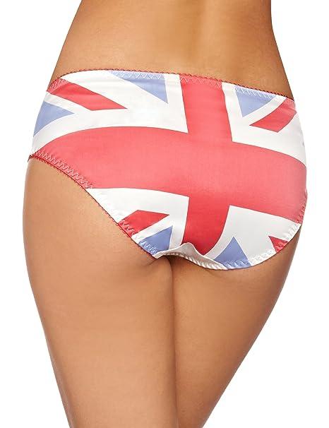 96ba999111ee London Calling Best of British Union Jack Brief Women's Knickers Union Jack  Large