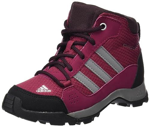 various design buying now meet adidas Unisex-Kinder Hyperhiker K Trekking- & Wanderstiefel,  (Rubmis/Gritre/Borosc)