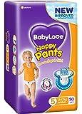BabyLove Nappy Pants Walker 12-17kg (50x2 pack)