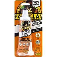 GORILLA GLUE 1144301 Gorilla Versatile Mould-Resistant Sealant, Clear