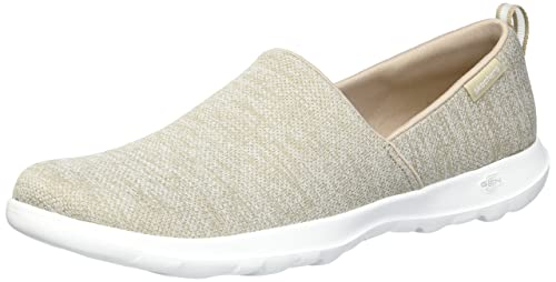 5c66fab6883 Skechers Women s Go Walk Lite-Starlet Loafer  Amazon.co.uk  Shoes   Bags