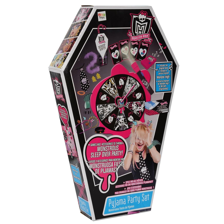 Monster High Pyjama Party Set: Amazon.co.uk: Toys & Games