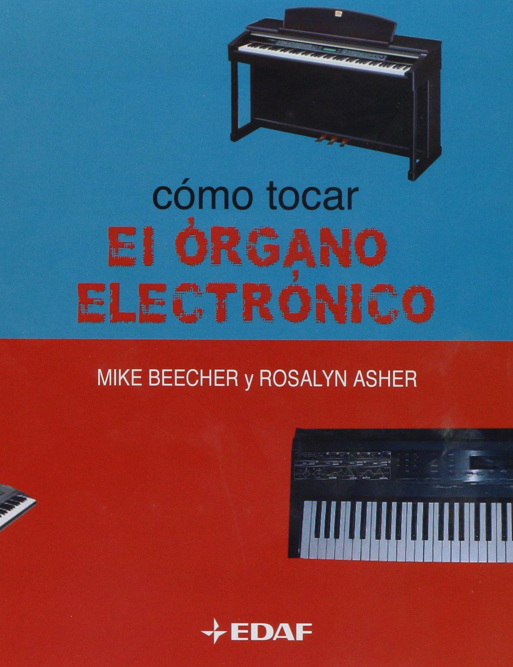 Como Tocar El Organo Electronico (Manuales de Música): Amazon ...