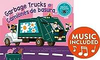 Garbage Trucks / Camiones De Basura (Machines! /