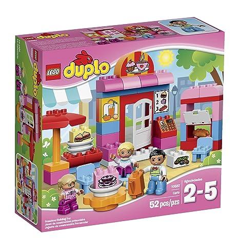 Amazon.com: LEGO DUPLO Cafe 10587 Building Toy: Toys & Games