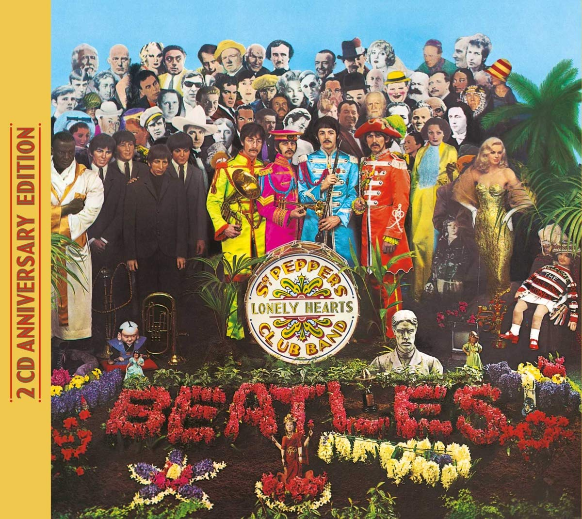 The Beatles Sgt Pepper S Lonely Hearts Club Band 2 Cd Deluxe Edition Music