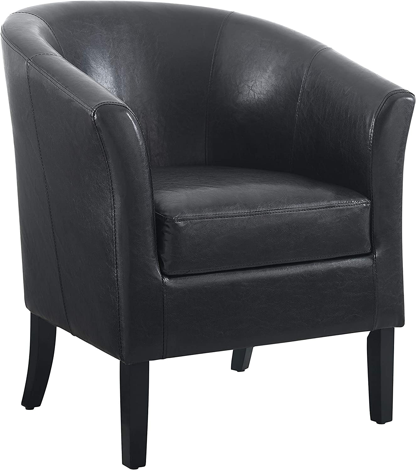 Linon Home Dcor Linon Home Decor Simon Club Chair, 33