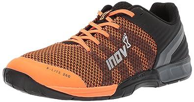 Chaussures Salomon Trail orange homme Inov8 F-Lite 275 Women's Chaussure De Course à Pied - SS18-42.5  Multicolore (Dark Shadowboltblack) WtmAS