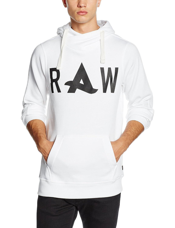 G-STAR RAW Herren Sweatshirt Afrojack Art Hooded Sw L