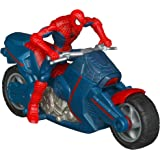 Spider-Man Marvel Ultimate Zoom 'N Go Spider Cycle