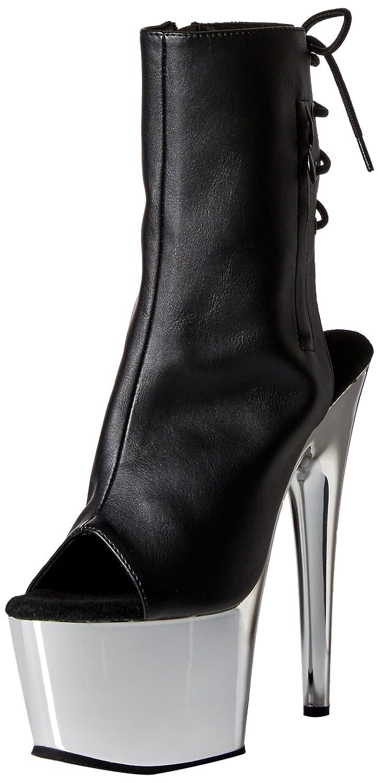 Pleaser Women's Ado1018/Bpu/Sch Boot