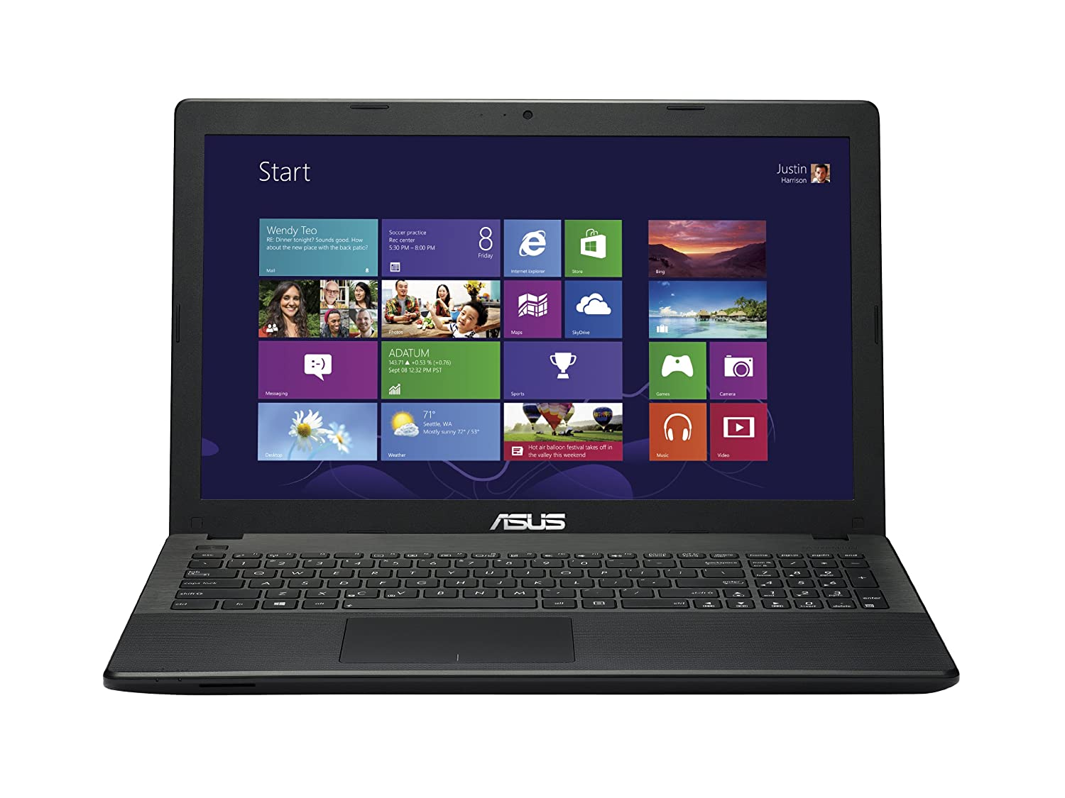 Asus X551ca Sx130h 156 Inch Hd Led Notebook Intel Core I3 3217u Hp Classic Desktop Wireless Keyboard Mouse Hitam 180ghz 4gb Ddr3 750gb Hdd Dvd Dl Wi Fi Webcam Hdmi Usb 30 Integrated Graphics