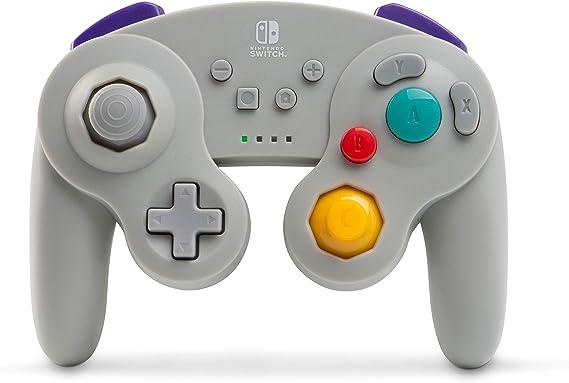 Controlador inalámbrico mejorado PowerA para Nintendo Switch ...
