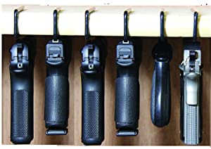Safety Solutions Pistol Handgun Hanger