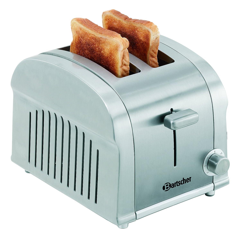 Bartscher - Bartscher ba.100.201 parrilla 2 rebanadas de pan