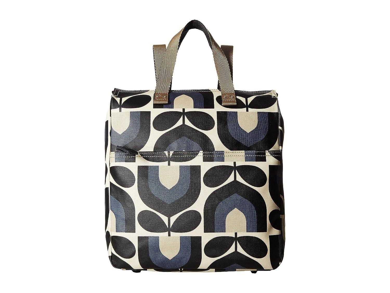 [オーラ カイリー] Orla Kiely レディース Matt Laminated Stripe Tulip Print Backpack バックパック Dusk [並行輸入品] B01N5JEYG3