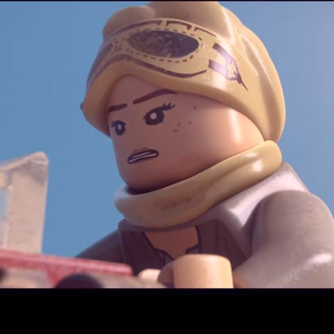 Wars of Legos Forces Stars Awakens