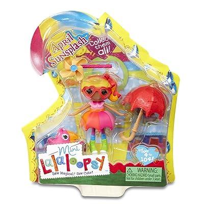 Mini Lalaloopsy Doll - April Sunsplash: Toys & Games