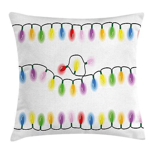 DIY Pillow Covers Funda de cojín Cuadrada Personalizable de ...