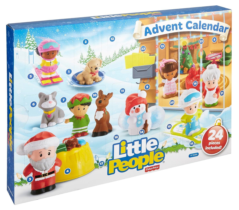 Fisher price little people advent calendar just for Adventskalender duplo