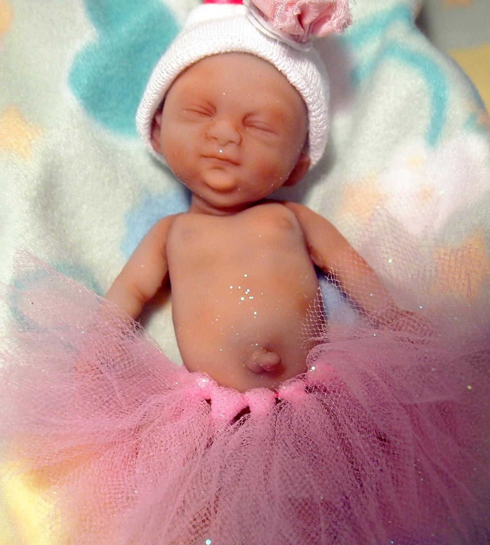 Painted Micro Preemie Girl