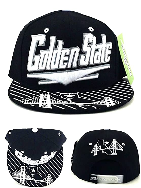 Golden State New Leader Skyline Shine Warriors Alt Colors - Gorra ...