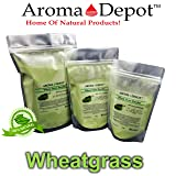 Aroma Depot 5lb Organic Wheatgrass Juice Powder I