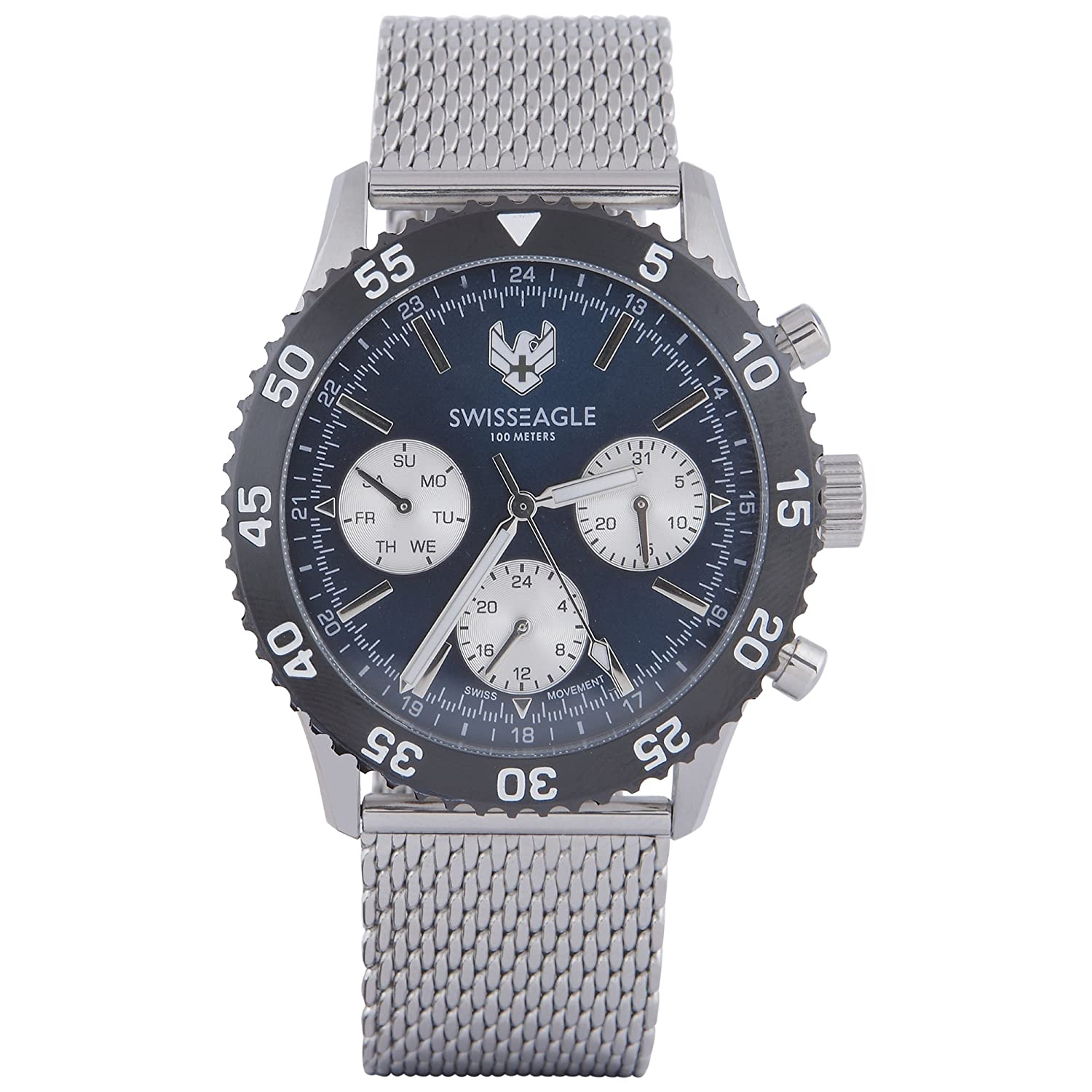 watchshop chronograph eagle se watch gents mens swiss com watches tramelan