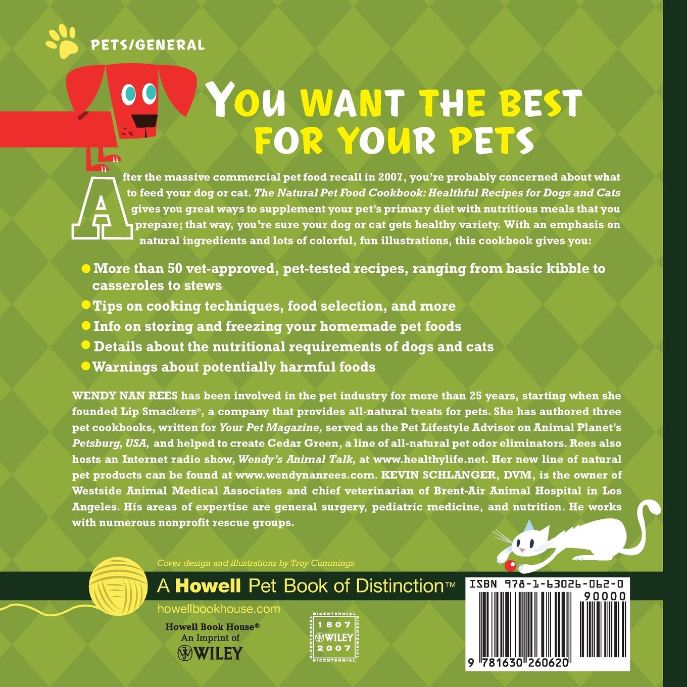 The natural pet food cookbook healthful recipes for dogs and cats the natural pet food cookbook healthful recipes for dogs and cats wendy nan rees kevin schlanger dvm troy cummings 9781630260620 amazon books forumfinder Choice Image