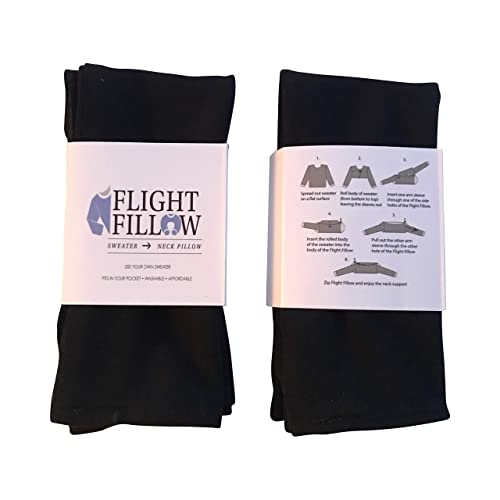 The Hoodie to Neck Pillow | Flight Fillow travel product recommended by Rachel Gohlke on Lifney.