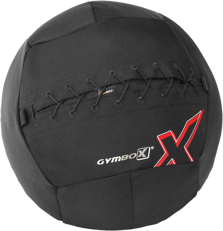 GYMBOX® Wall-Ball Bola Medicinal innovadora Ejercicios funcionales ...