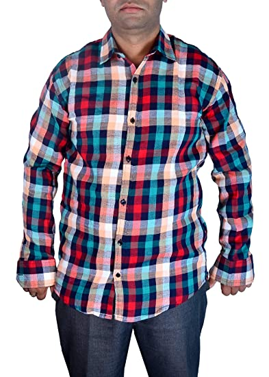 ea94e8e4 Sunshiny purple navy brown grey cotton black and white check red and black  check shirts for men ...