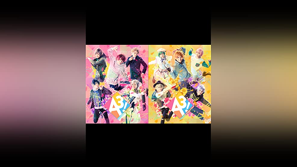 MANKAI STAGE『A3!』~SPRING & SUMMER 2018~