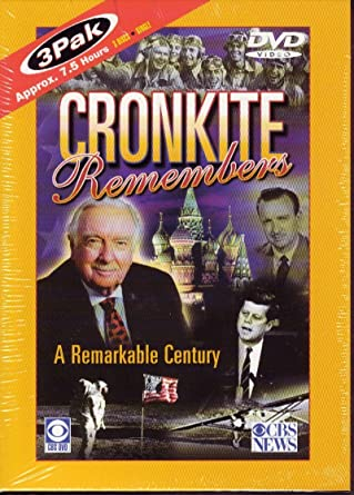 Amazon Cronkite Remembers A Remarkable Century Walter