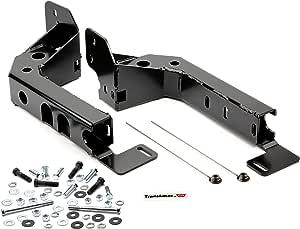 WARN 100836 Gen II Trans4mer Winch Mount Bracket Kit Fits Ford F150 4WD Standard and Ecoboost