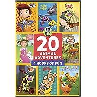 PBS Kids: 20 Animal Adventures