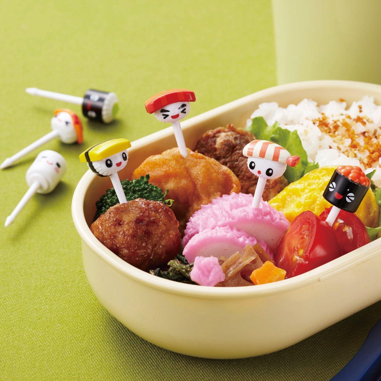 CasaBento/ /Spiedini Bento Sushi e Maki
