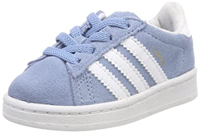 official photos 4528d 76dc4 adidas Campus El I, Chaussures de Fitness Mixte Enfant, Bleu (Azucen Ftwbla  000