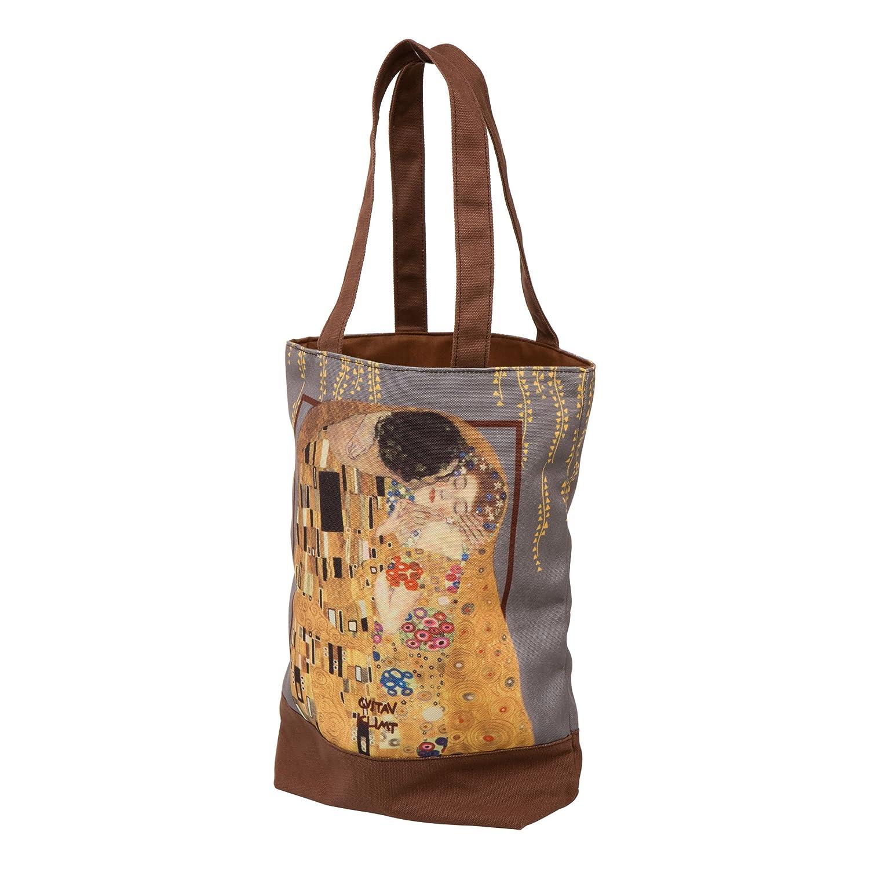 Goebel Artis Orbis Der Kuss Shopping Tasche Einkaufstasche Tragetasche 30 cm