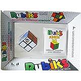 Rubik's - 0722 - Jeu D'action Et De Réflexe - Rubik's Cube 2x2 - Rotation Avancée Avec Méthode