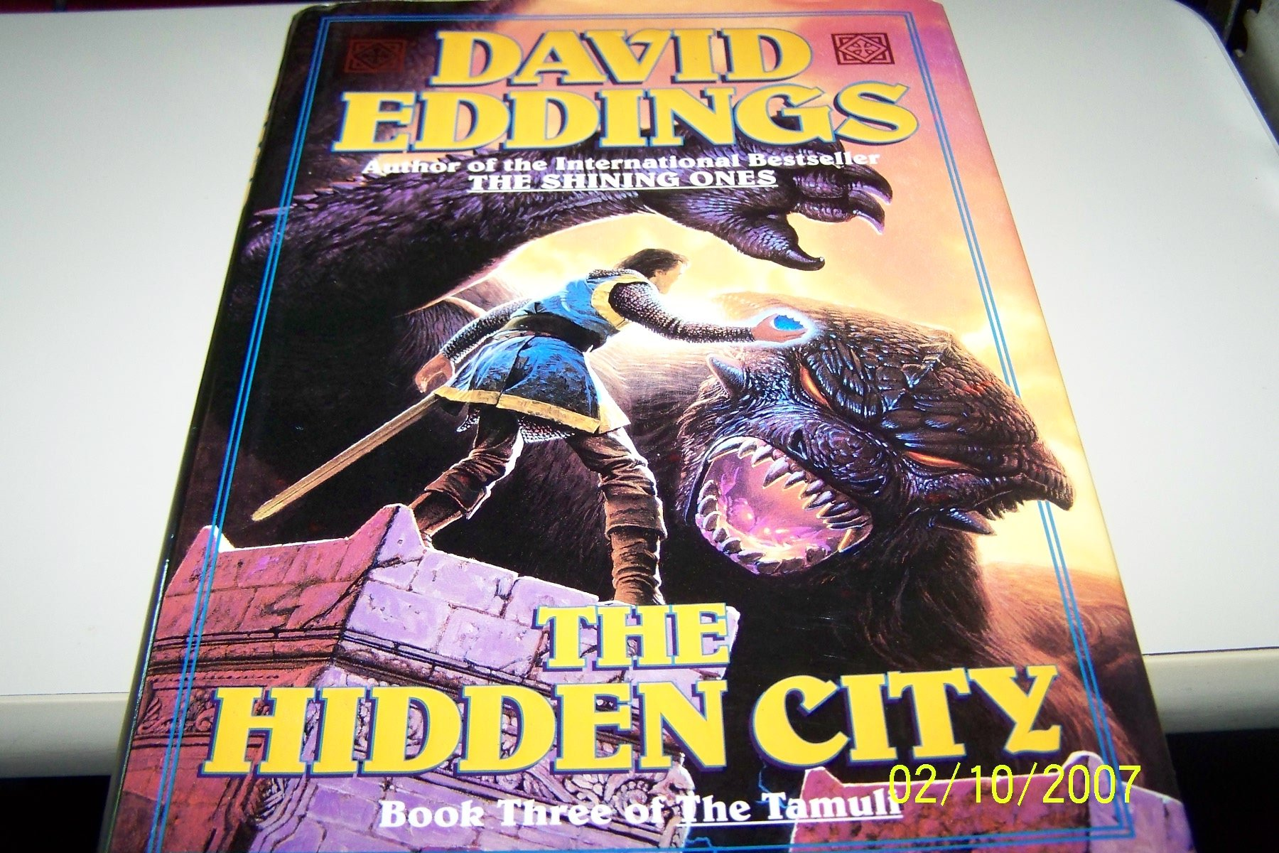 Download The Hidden City (The Tamuli, Book 3) PDF
