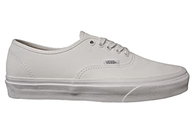 ebbccd613b Vans Authentic (Vansbuck) Blanc De Blanc Sneaker 8 Mens   9.5 Womens ...