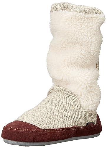 Acorn Womens Slouch Boots       Buff Popcorn       Small 56 BM
