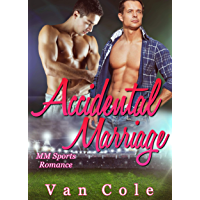 Accidental Marriage: MM Sports Romance (English Edition)