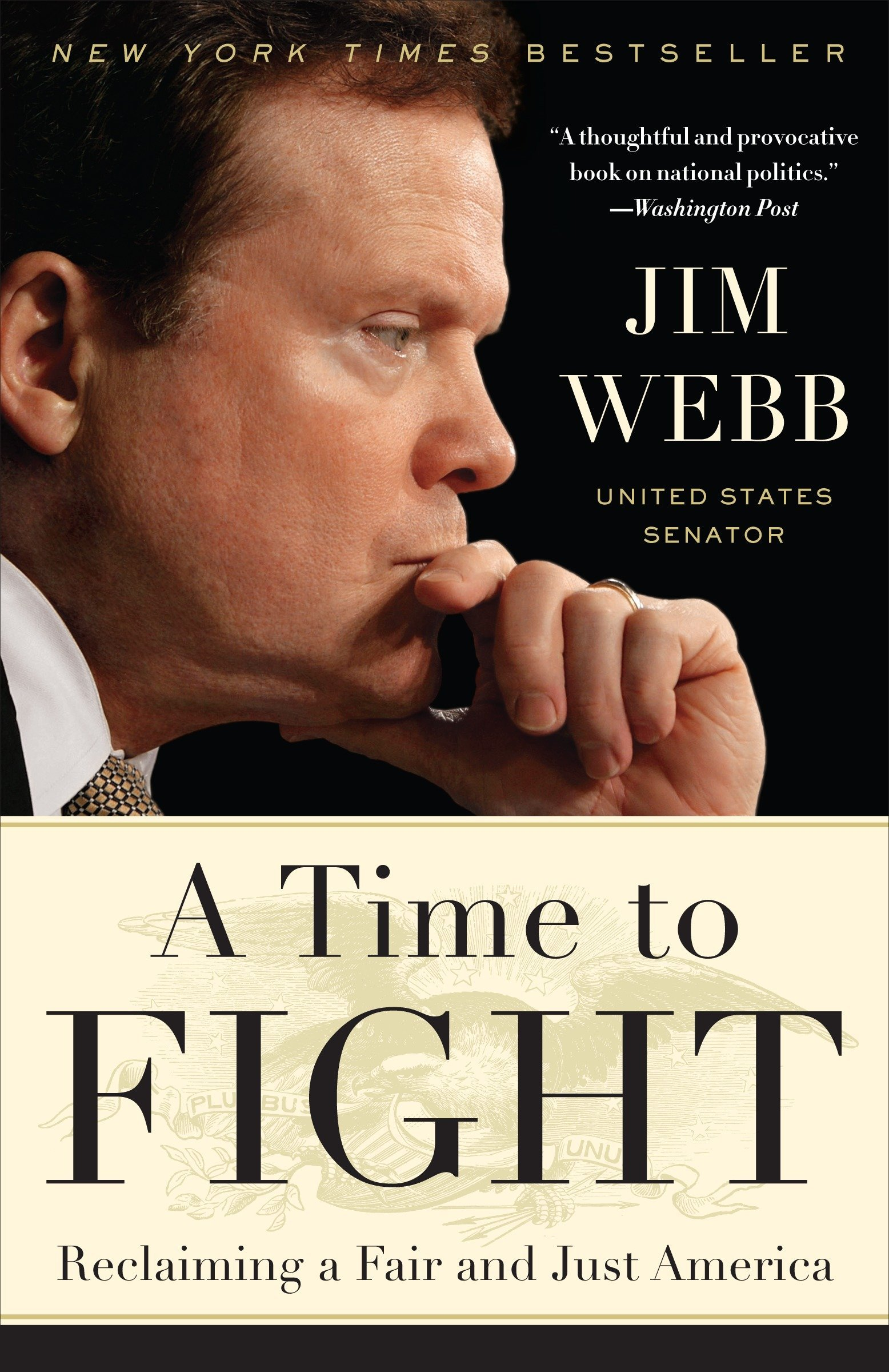 Read Online A Time to Fight: Reclaiming a Fair and Just America PDF