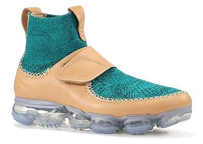 540a343583db6 Amazon.com | Nike Mens Air Vapormax Marc Newson Vachetta Tanned/Teal ...